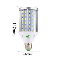 1155 Light Bulb Ywxlight E27 35w High Wattage Corn Light Led Bulb 360 Degree Lighting Ac 200 240v
