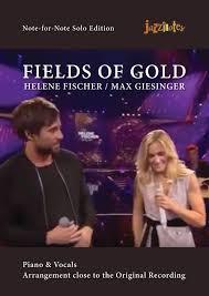 Helene Fischer, Max Giesinger: Fields of Gold (Sting)