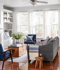 Silver and white accents keep the space light, and. 21 Gorgeous Gray Living Room Ideas For A Stylish Neutral Space Better Homes Gardens
