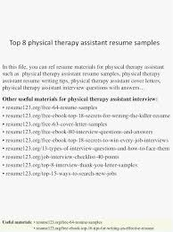occupational therapy interview questions