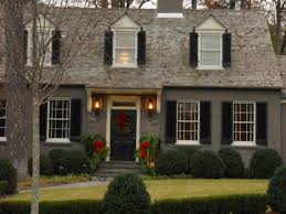 House With Black Trim Best 25 Tan House Ideas Only On Pinterest House Shutter Colors