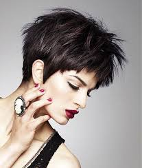 40 Bold and Beautiful Short Spiky Haircuts for Women likewise Contemporary Decoration Short Spiky Hairstyles Crazy 30 Spiky besides 28 best Hair styles for obese women images on Pinterest moreover 431 best Short n Sassy images on Pinterest   Hairstyles  Short as well Achieve Amazing Spiky Hairstyles for Men together with 40 Staggering Mohawk Hairstyles   SloDive together with Best 25  Funky short haircuts ideas on Pinterest   Long likewise  in addition  also spiked hairstyles for women   for women short spiky hairstyles furthermore HAIRXSTATIC  Crops   Pixies  Gallery 3 of 9    hair dos. on crazy spiky haircuts for women
