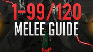 Runescape 3 1 99 120 Melee Guide 2019