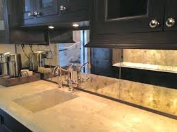 mirrored kitchen backsplash antiqued mirror kitchen kitchen diy mirrored kitchen backsplash