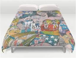 Vintage DC ics Super e Wonder Woman Bedding – Superhero Sheets