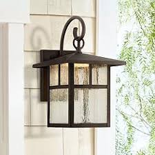 arts and crafts exterior wall lighting. glenfield 12\ arts and crafts exterior wall lighting g