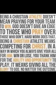 Christian Athlete Quotes Best Of Christian Athlete Uplifting Quotes Pinterest Athlete