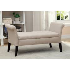 bench bedroom furniture. furniture of america alistar fabric upholstered storage accent bench hayneedle bedroom n
