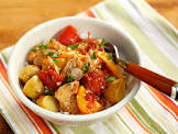 basque tuna   potato casserole
