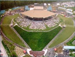 Verizon Wireless Amphitheater In Virginia Beach Va I Saw