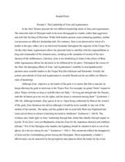 ancient history study resources 5 pages sample essay zeus v agamemnon