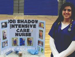 vhs senior project vernonia s voice ashlee archer spent time working an intensive care nurse for her senior project