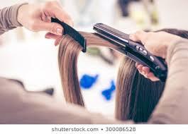 Hair Straightening Images, Stock Photos & Vectors | Shutterstock