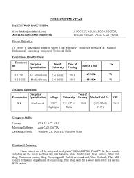 Sample Resume Mechanical Engineer Fresher Sample resume builder Free Sample  Resume Cover sample resume for mechanical