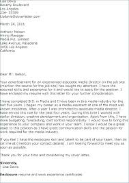 Cover Letter To Unknown Recipient Resume Letter Collection