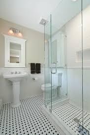 Basketweave Bathroom Tile