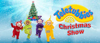 Teletubbies Christmas Show Hyde Park Winter Wonderland