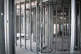 Interior metal framing Drywall Cemco Metal Stud Framing