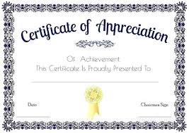Achievement Awards Templates Editable Certificate Of Achievement Meltfm Co