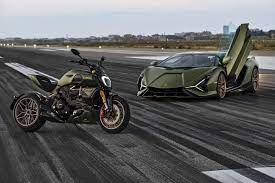 Ducati diavel 1260 summary about diavel 1260 ducati diavel 1260 is expected to launch in india in june 2021 in the expected price range of ₹ 18,00,000 to ₹ 19,00,000. Ducati Diavel 1260 Lamborghini Revealed Price And Specs