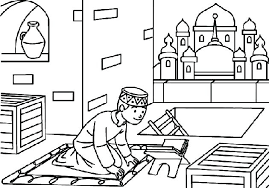 Islamic Coloring Pages Coloring Pages Free Printable Coloring Pages