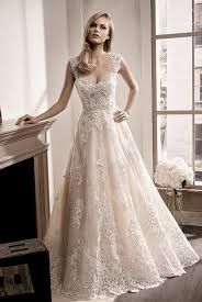 5 beautiful wedding dress trends for 2017