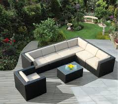 large garden furniture cover. Ohana Piece Outdoor Wicker Patio Furniture Sectional All Weather Covers Large Garden Cover