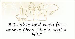 Sprüche Zum 80 Geburtstag Einer Von 20 Sprüchen