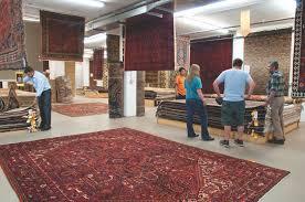 maintaining oriental rugs