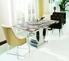 high quality dining furniture. comfy tufted chairs beside fascinating marble top table as quality dining room furniture for extraordinary area high i