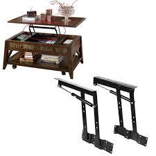 2pcs lift up table mechanism hardware
