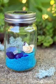 beachy lighting. beachy mason jar solar lights how to lighting jars outdoor living w