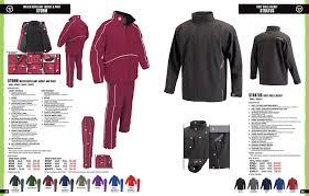 Warrior Storm Jacket Sizing Chart My Publications Alleson Athletics Hockey Uniforms 2015