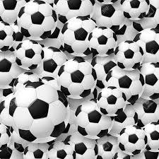 Football Pattern Best Pattern Made Of Football Soccer Ball Vector Illustration Royalty