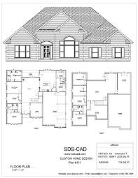 Small Picture house blueprints sdscad house plans 18 stevenmann Pinterest