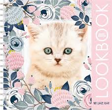 Альбом для творчества <b>Daisy Design</b> My Little Kitten (альбом ...