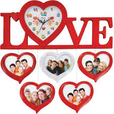 photo frame wall clock manufacturer in
