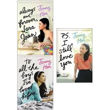 John ambrose mcclaren (jordan fisher, replacing jordan burtchett, seen briefly in the first movie's end credits) these are the five biggest differences between the second book in the to all the boys i've loved before trilogy and the movie Always And Forever Lara Jean To All The Boys I Ve Loved Before And P S I Still Love You 3 Books Collection Set Jenny Han 9789123715855 Amazon Com Books