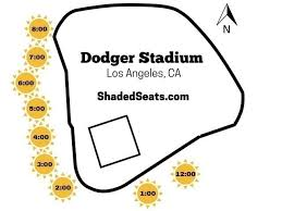 Shaded Seats At Dodger Stadium Find Dodgers Tickets In The