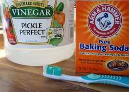 how to remove mould with baking soda