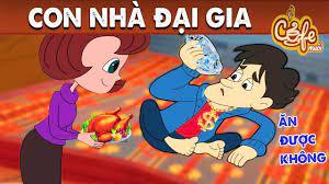 Phim hoạt hình hay nhất – CON NHÀ ĐẠI GIA – Hoạt hình cho bé – Truyện cổ  tích – Phim hay 2021 - Tonghopshare - June 25, 2021