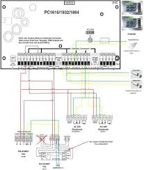 dsc pc 1616 wiring advice doityourself com community forums end of line resistor calculation at Eol Resistor Wiring Diagram