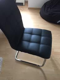 4 Stühle Esszimmer Von Xxxl Lutz Kunstleder