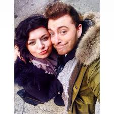 Sam Smith with sister Mabel in NYC - Jan 2015 | Sam smith, Sam, Song artists