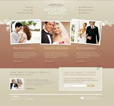 Wedding Venues Flash Cms Template 40065