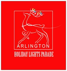 2017 Arlington Holiday Lights Parade Downtown Arlington