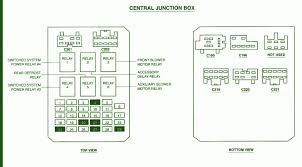 2001 ford windstar wiring diagram 2001 wiring diagrams online