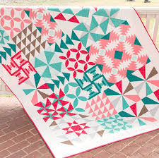 Pieced Brain: February 2017 & You can make one just like this one (here is the link to the Bella Solids  Skill Builder quilt kit), or you can select different colors - Fat Quarter  Shop ... Adamdwight.com