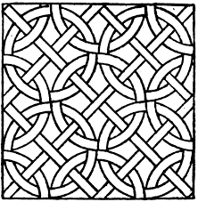 Mosaic Pattern Enchanting Roman Mosaic Circle Pattern ClipArt ETC