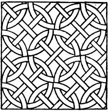 Mosaic Pattern Enchanting Roman Mosaic Circle Pattern ClipArt ETC